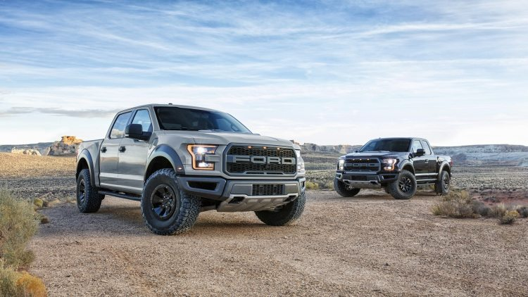 Ford brings back the SuperCrew option for the new 2017 Raptor