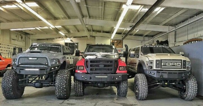 Diesel Brothers : These Guys Build Some Of The Baddest ...