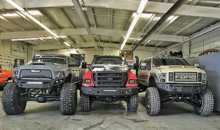 Diesel Brothers: These Guys Build the Baddest Trucks in the World, Like the Mega RamRunner