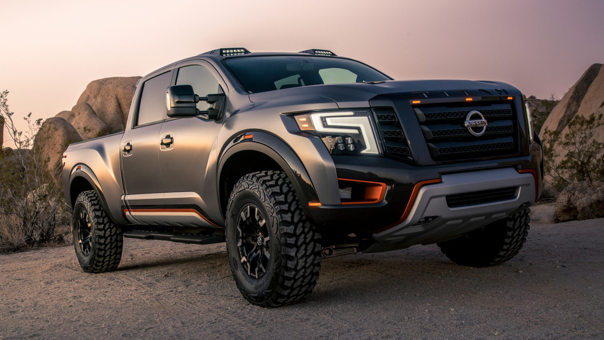 Nissan Warrior Concept Photo: topspeed
