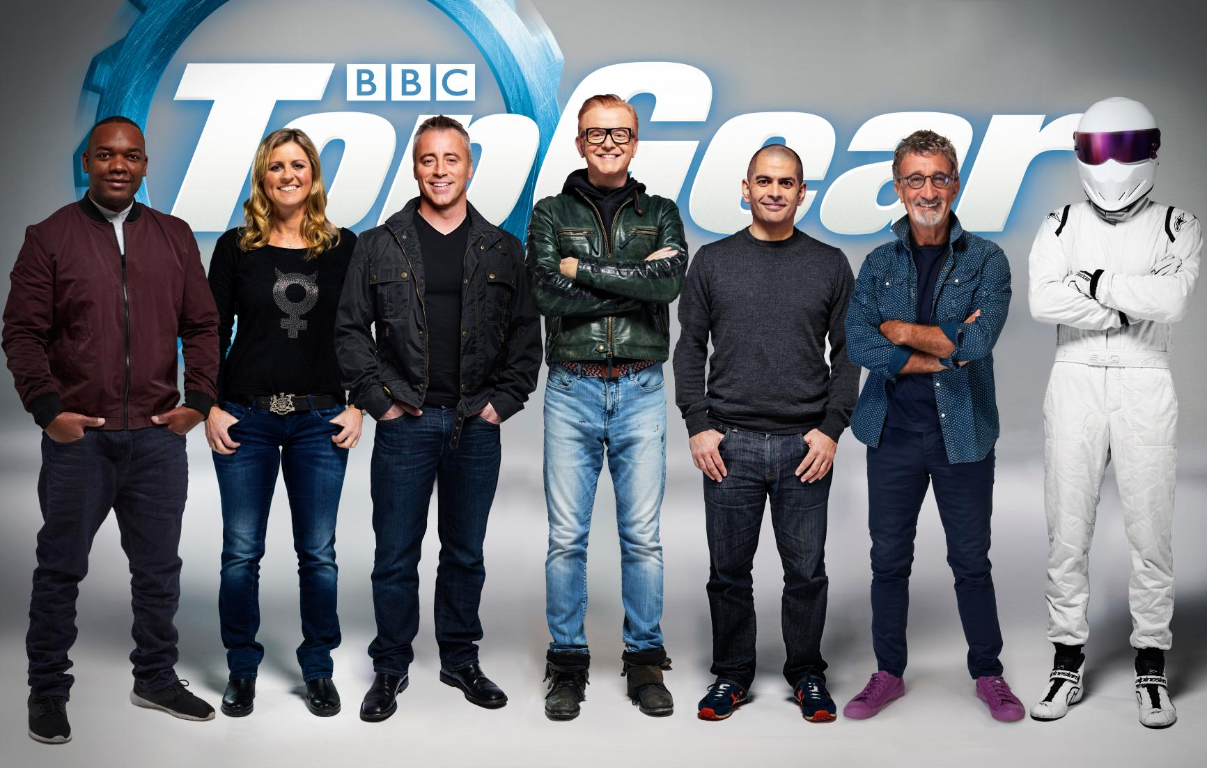 The New Top Gear Finally Releases Full Cast Lineup