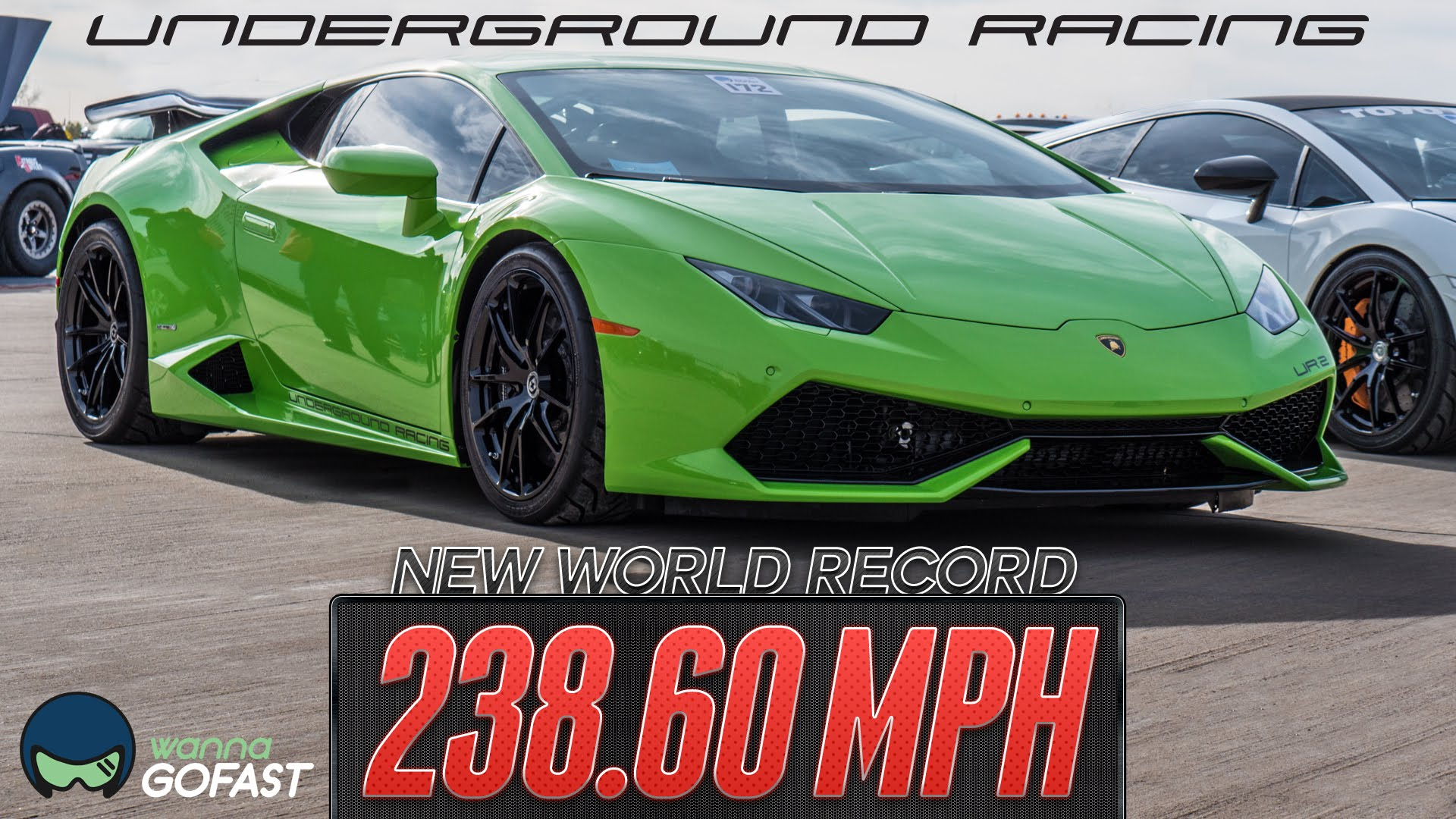 Underground Racing Sets Another World Record With Twin Turbo Lambo