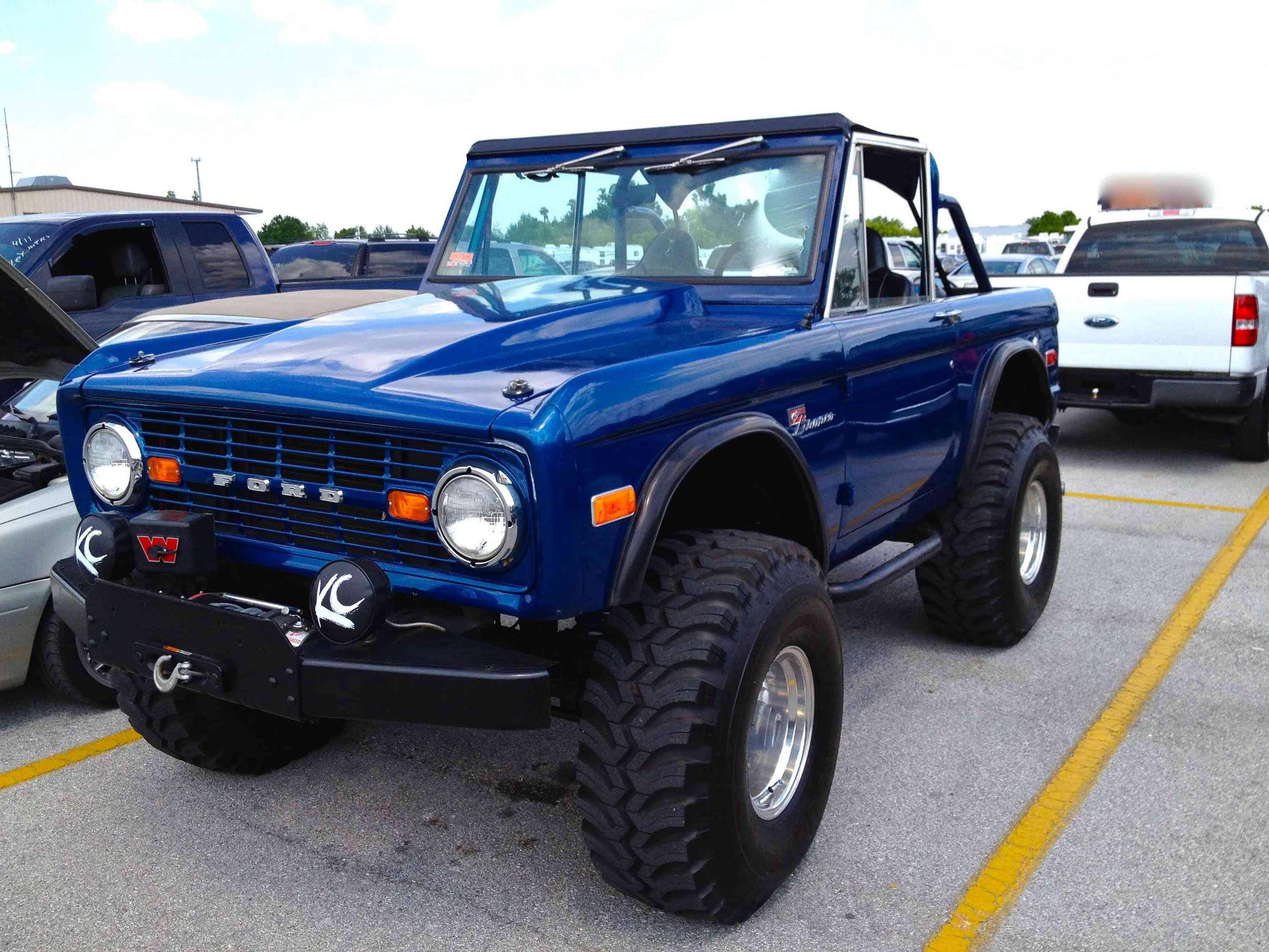 73' Bronco PHOTO: YouTube