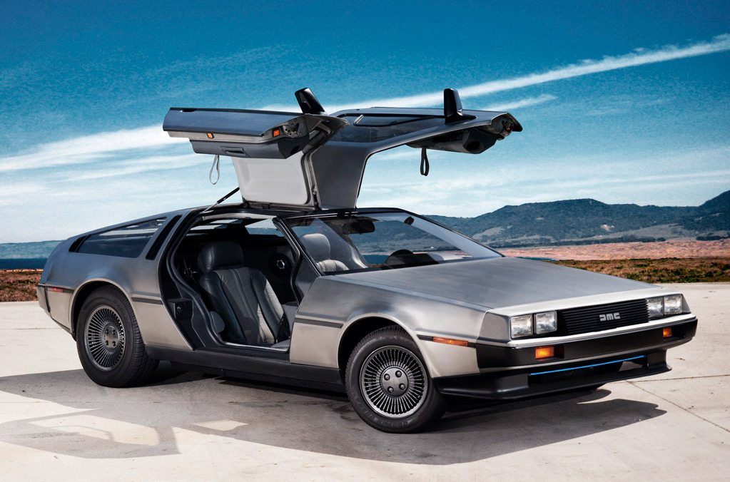 Going Back To 1985, The Delorean Returns.