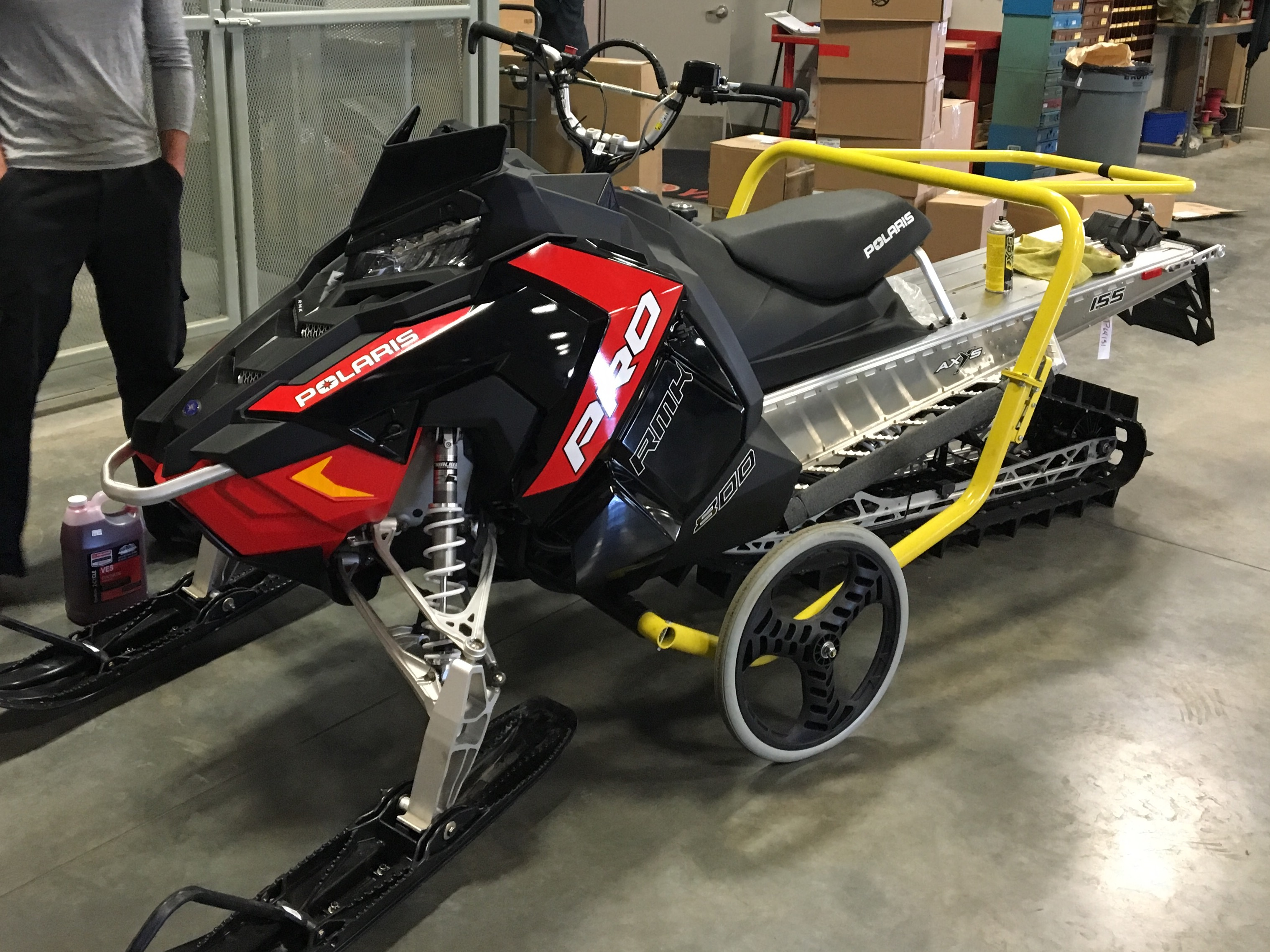 And The New Patented Raised Axys Rmk Chis Let Me Tell You It S Gonna Be Very Difficult To Find Words Describe How Amazing That Sled Is