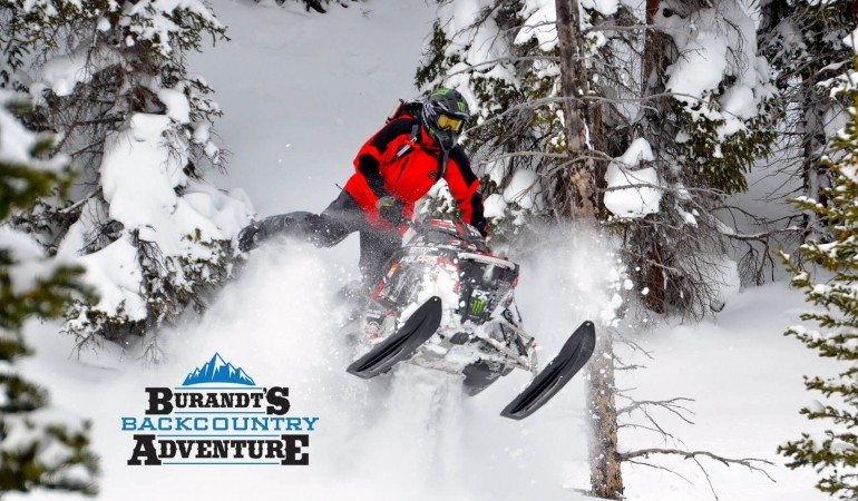 Chris Burandt's  Backcountry Adventure