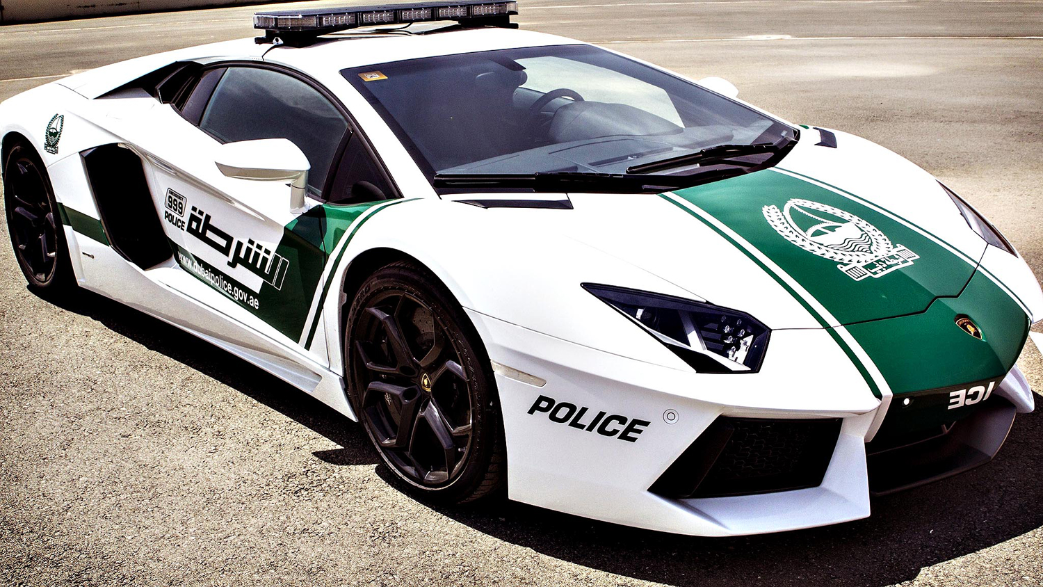 The Supercar Police Of Dubai Moto Networks