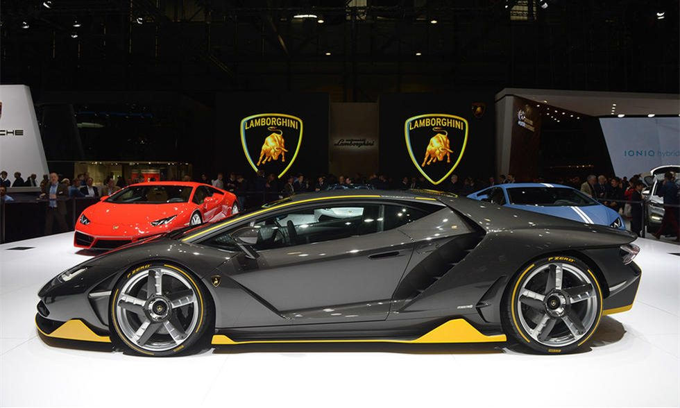 Lamborghini Centenario Might Be The Best Looking 770hp Supercar On The Market Moto Networks