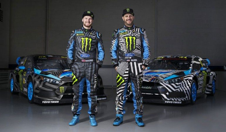 The Debut Of Hoonigan Racing's Ford Focus RS RX At The FIA World Rallycross in Portugal