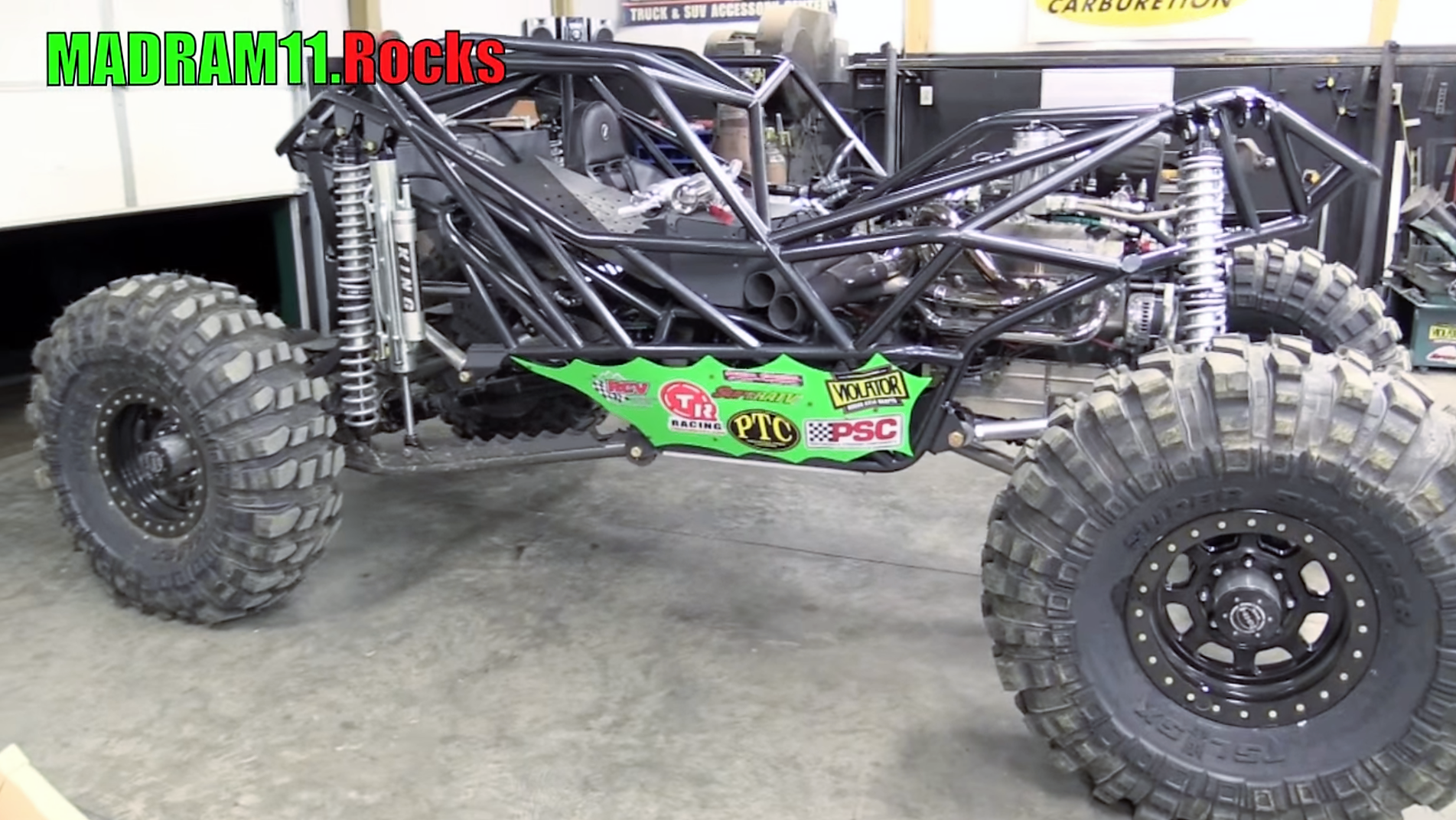 Tim Cameron Racing Ditches the IFS Setup His New Buggy