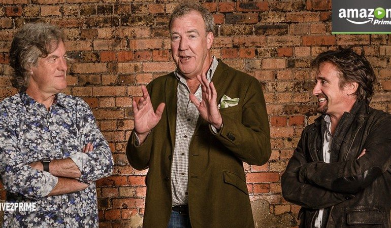 Former Top Gear Trio Aims To Take Over The Internet With DriveTribe