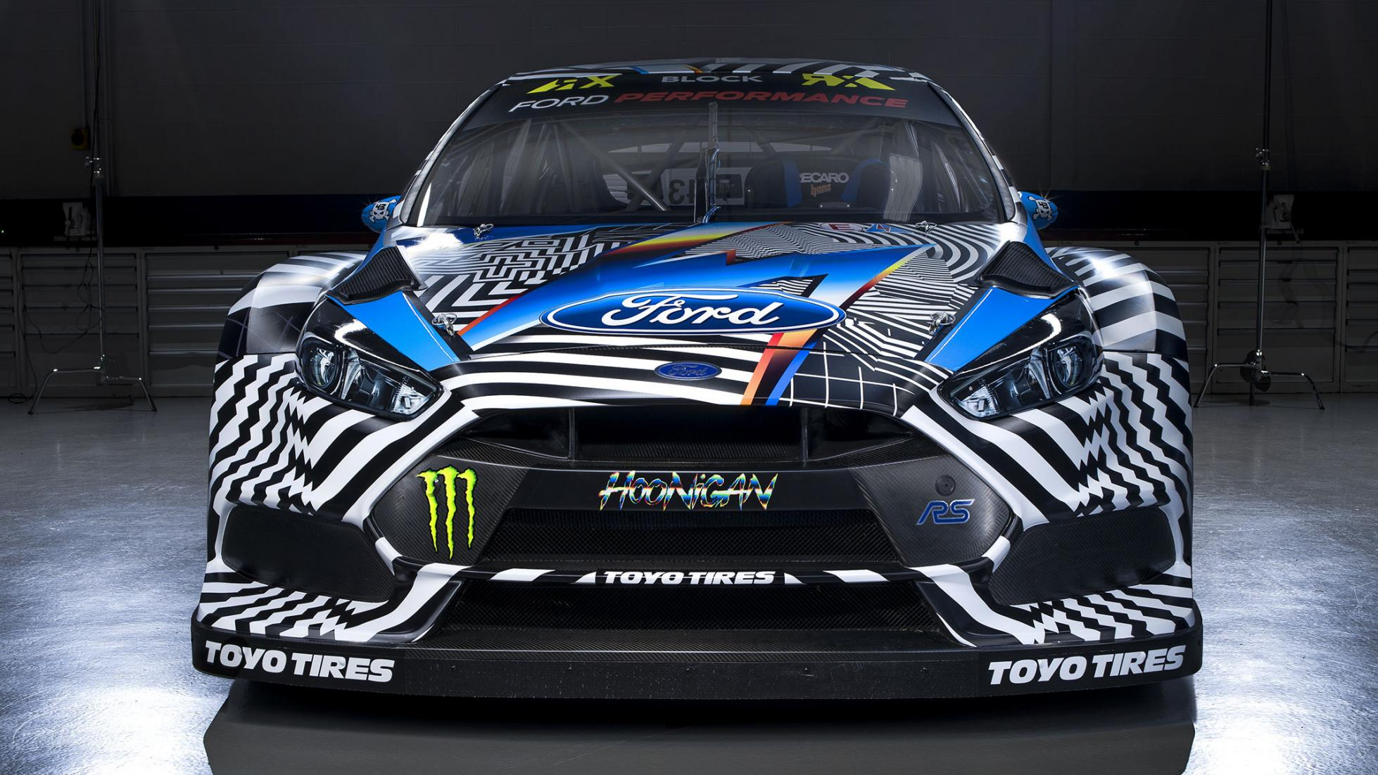 Ken Block Debuts New Livery Designed By Artist Felix