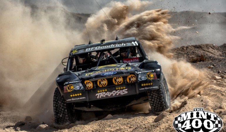 Photo: The Mint 400/BFGoodrich