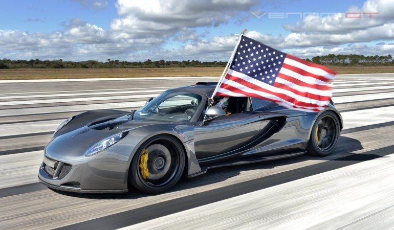 Is the Hennessy Venom GT Still the World's Fastest Car?
