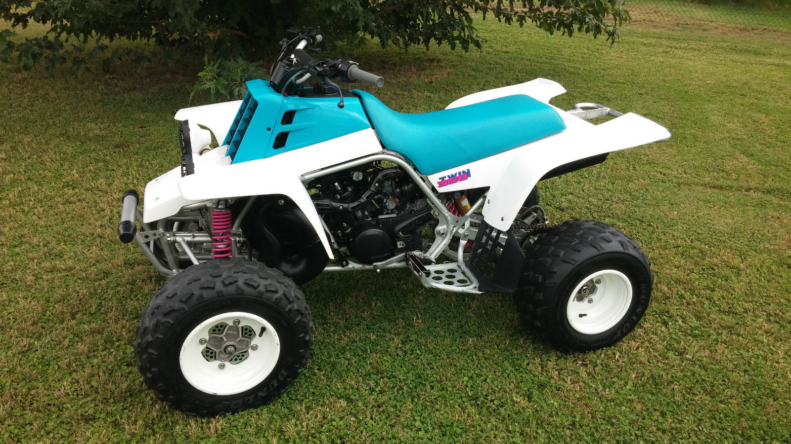 1992 Yamaha Banshee 2-stroke Photo: ebay
