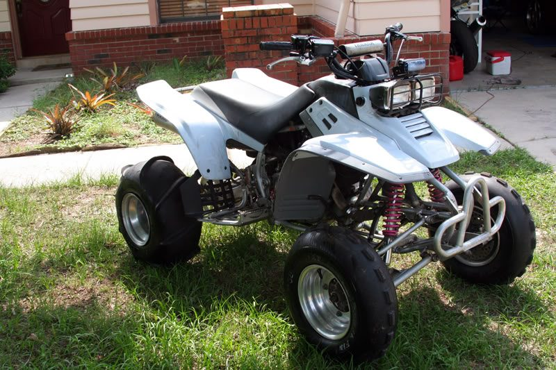 1992 Yamaha Warrior Photo: orlandoforums