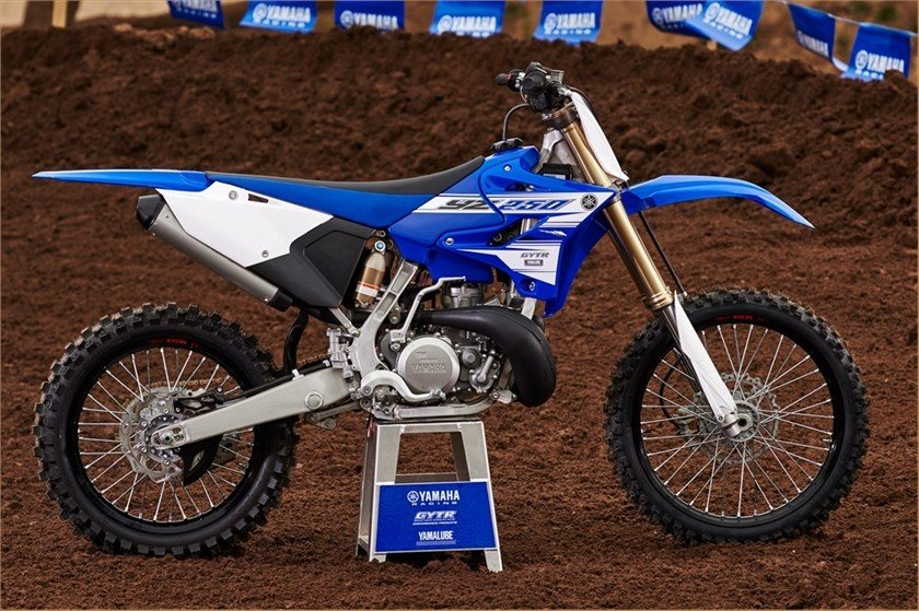 2016 YZ250 Photo: performancecycles