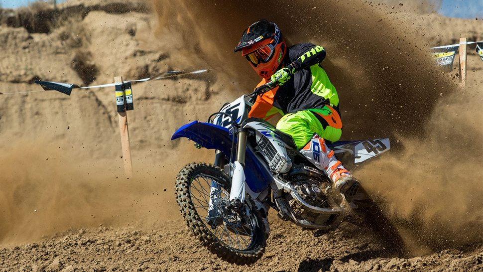 2016 YZF450 4-stroke Photo: transworld