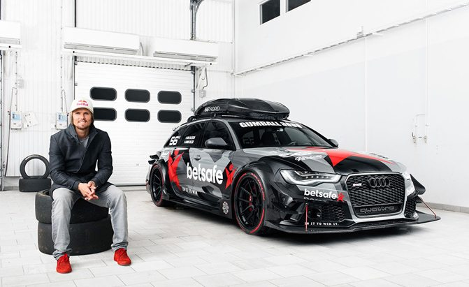 Audi RS6 DTM  Photo: autoguide