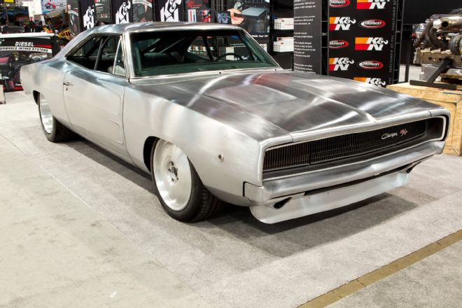 Fast and Furious Maximus Charger Photo: Hotrod