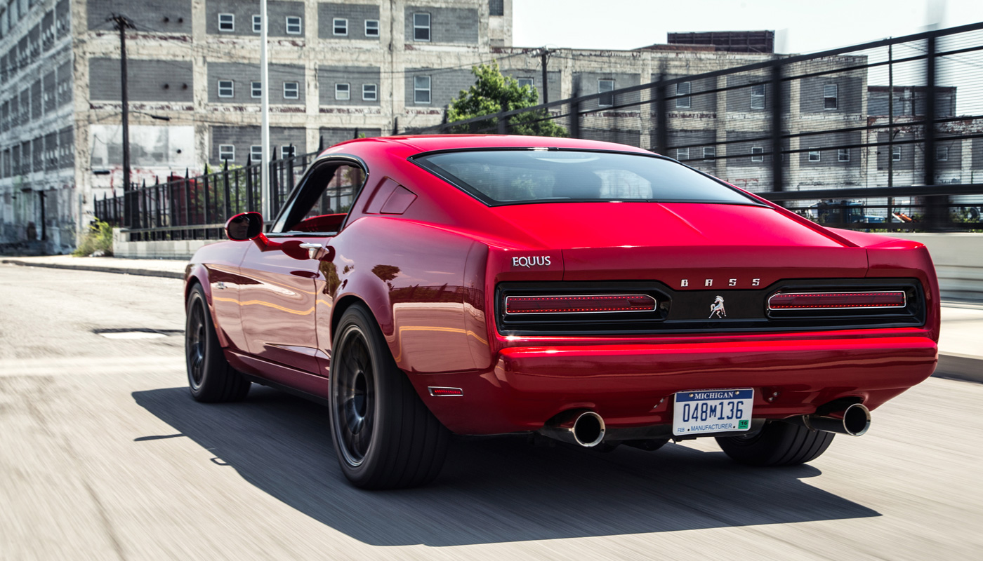 The Equus Bass 770 Is The Muscle Car For Supercar Enthusiasts - Moto ...