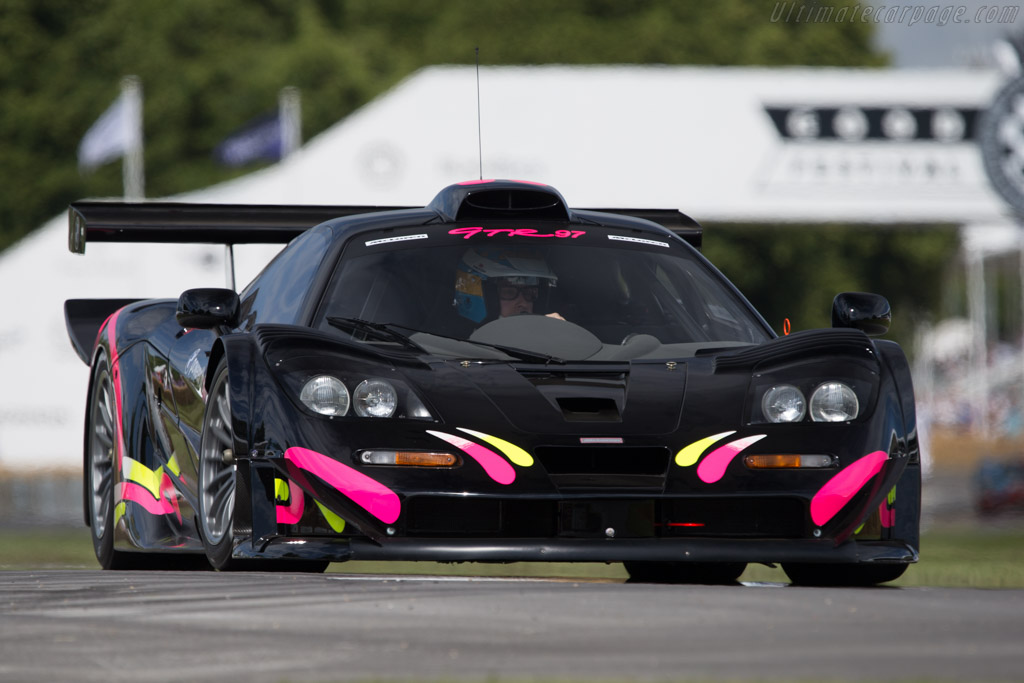 McLaren F1 Long Tail Photo: Kinja
