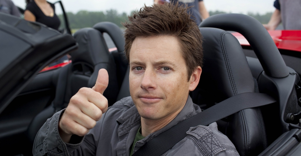 Tanner Foust Photo: history
