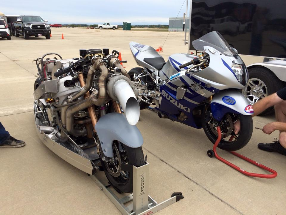 Compound Turbo Hayabusa With Over 500hp Moto Networks