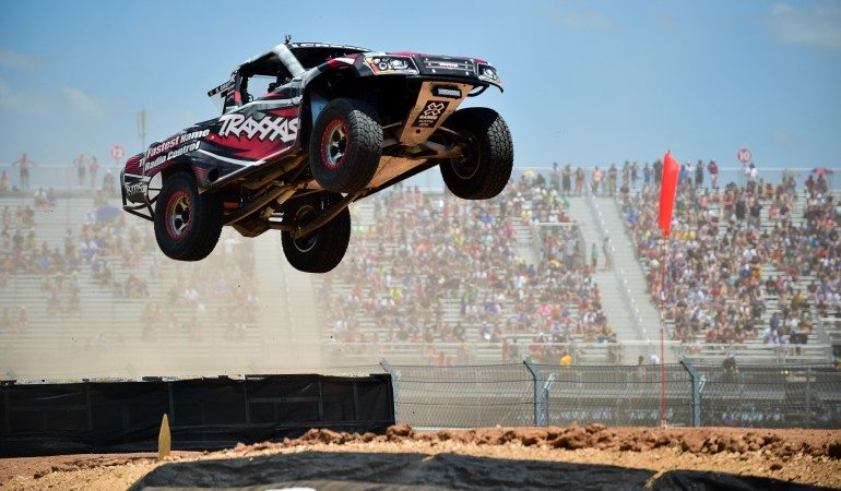 Creed in his SST at the X-Games Photo: espn