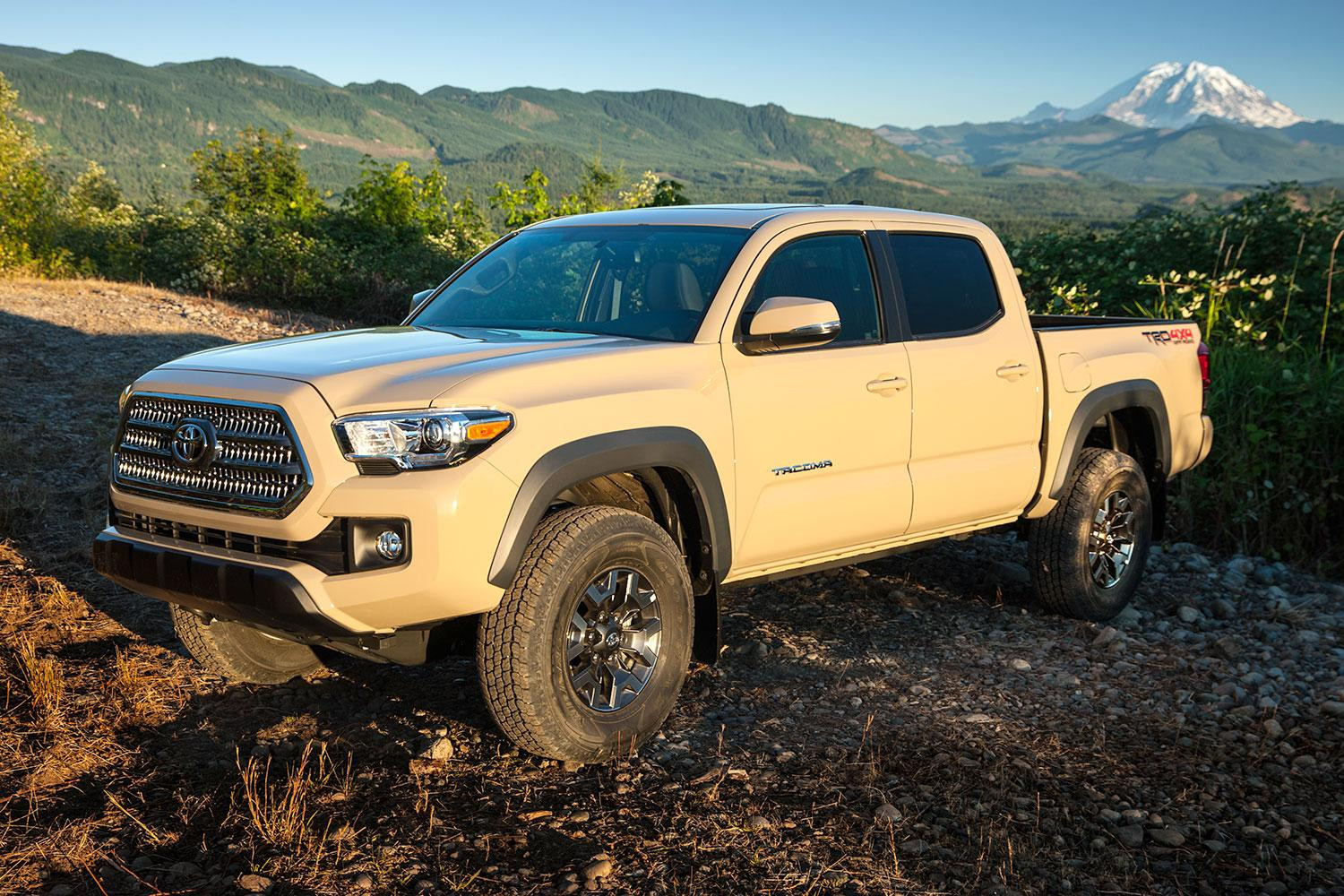 Toyota Tacoma's Crawl Control Is Autonomous Off-Roading ...