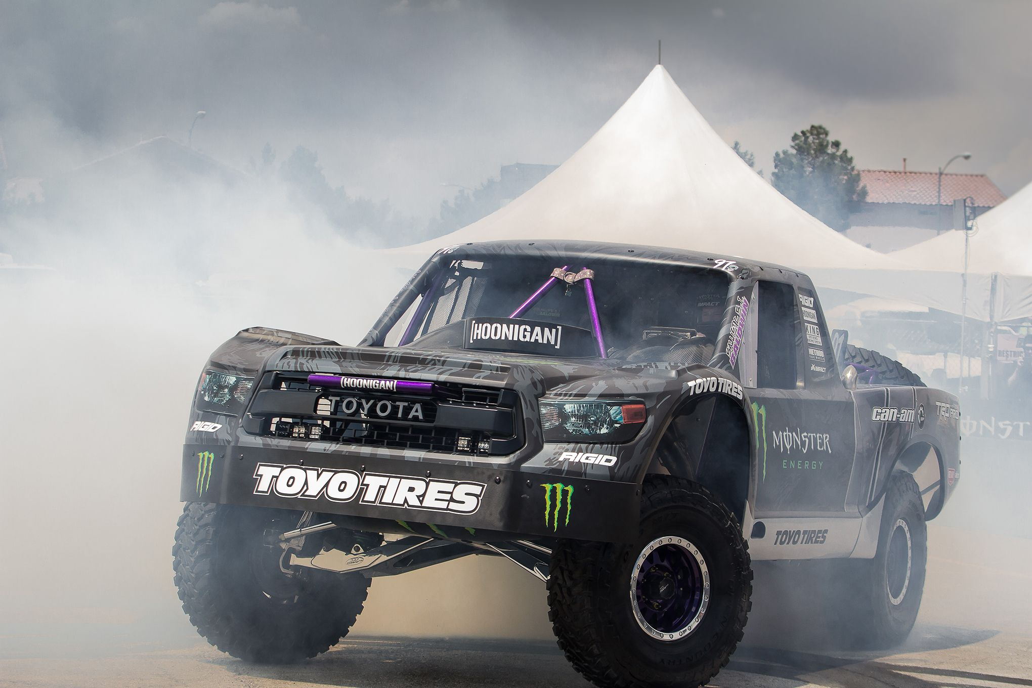 Toyota Tundra Offroad >> BJ Baldwin Trades In His Silverado Trophy Truck For A Tundra - Moto Networks