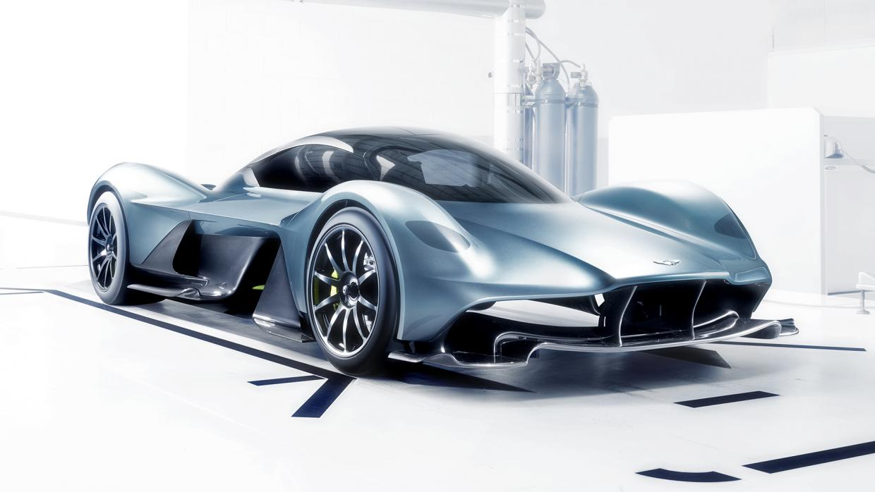 Aston Martin Am Rb 001 Concept Shooting For One To One Power To