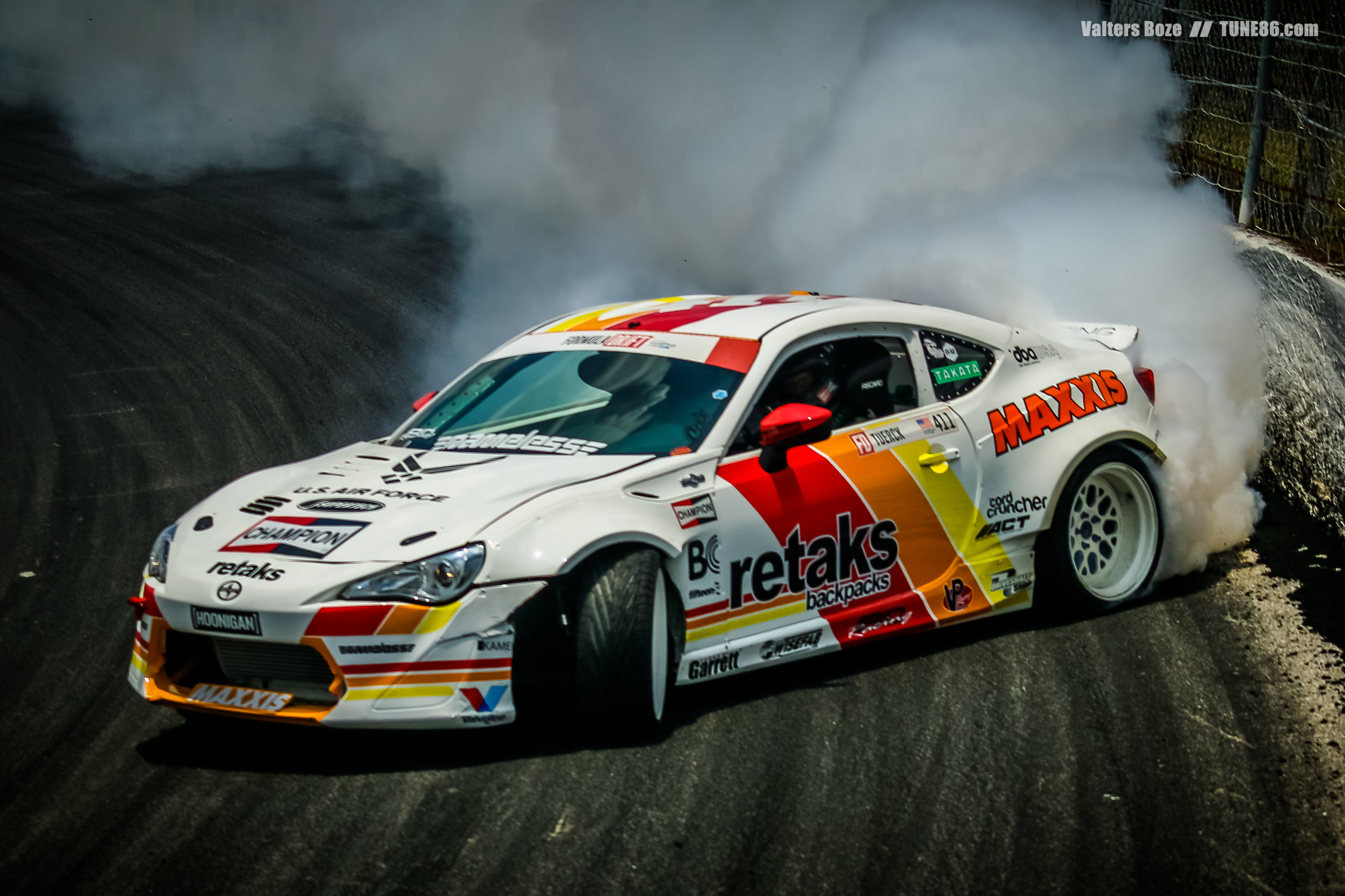 Toyota 86 Livery >> Drift Pro Ryan Tuerck Building A GT86 With The Engine From ...