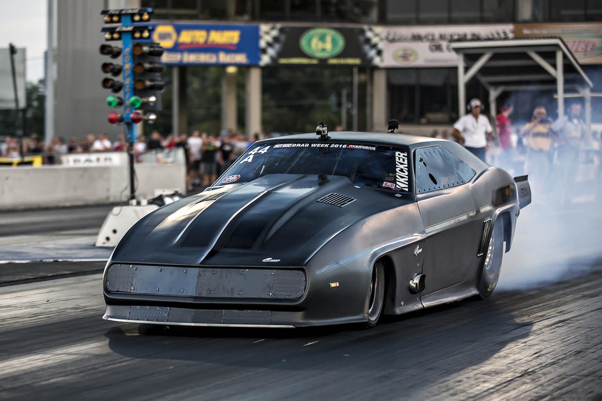 Jeff Lutz Dominated The 2016 Drag Week With His Wicked Mad Max Pro ...