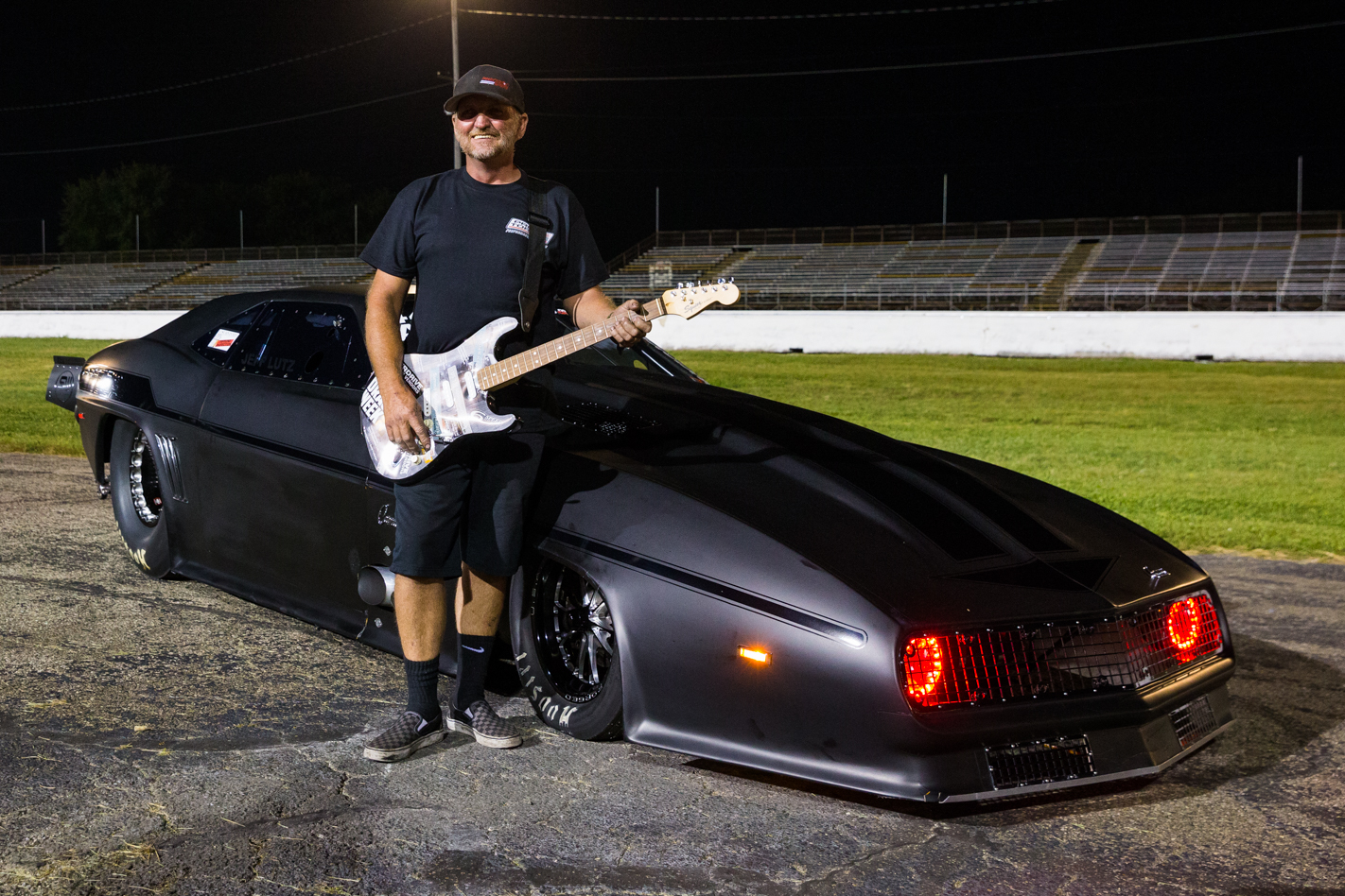 Jeff Lutz Dominated The Drag Week With His Wicked Mad Max Pro
