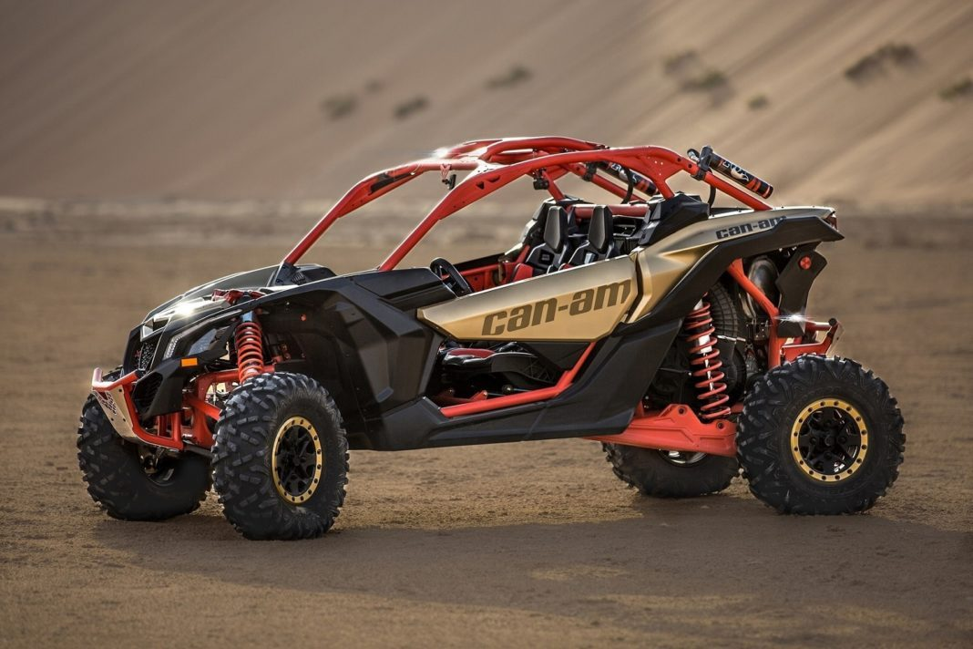 Side By Side Utv >> Can-Am's New Maverick X3 - Moto Networks