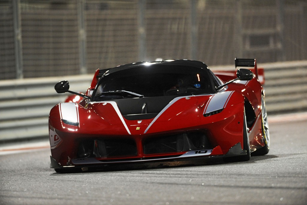Ferrari FXX K  Photo: motoridlusso