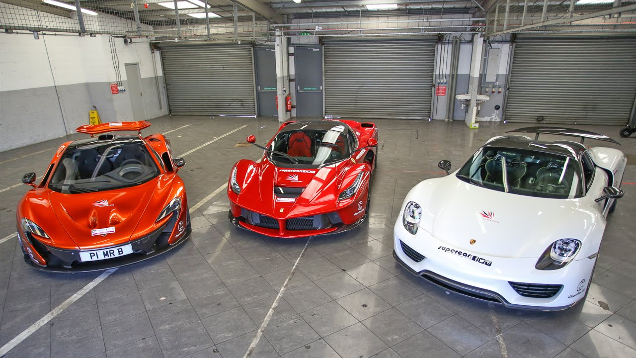 The Holy Trinity Cars Epic Shootout Moto Networks