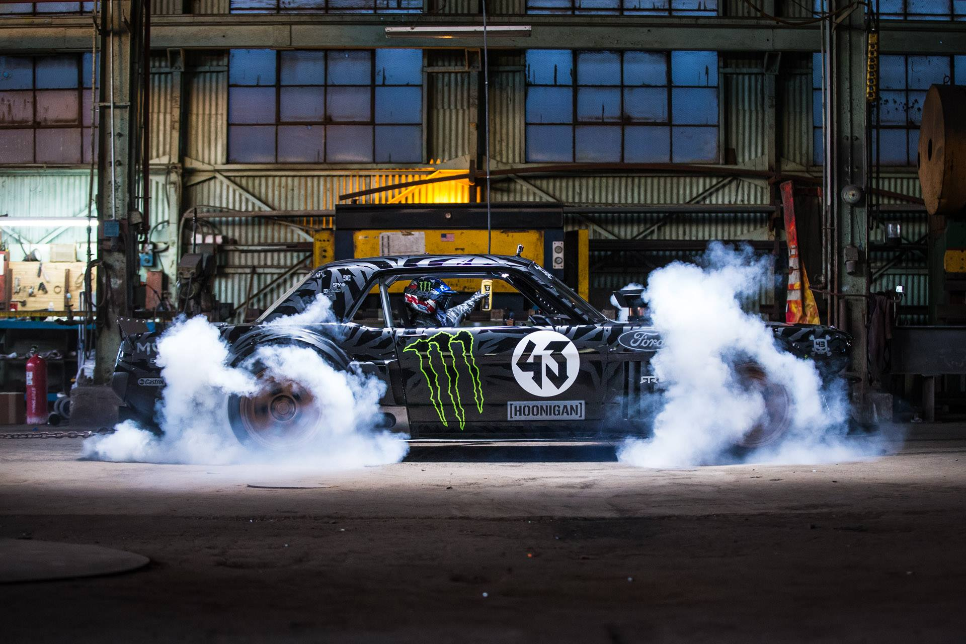 The Hoonicorn  Photo: gentside