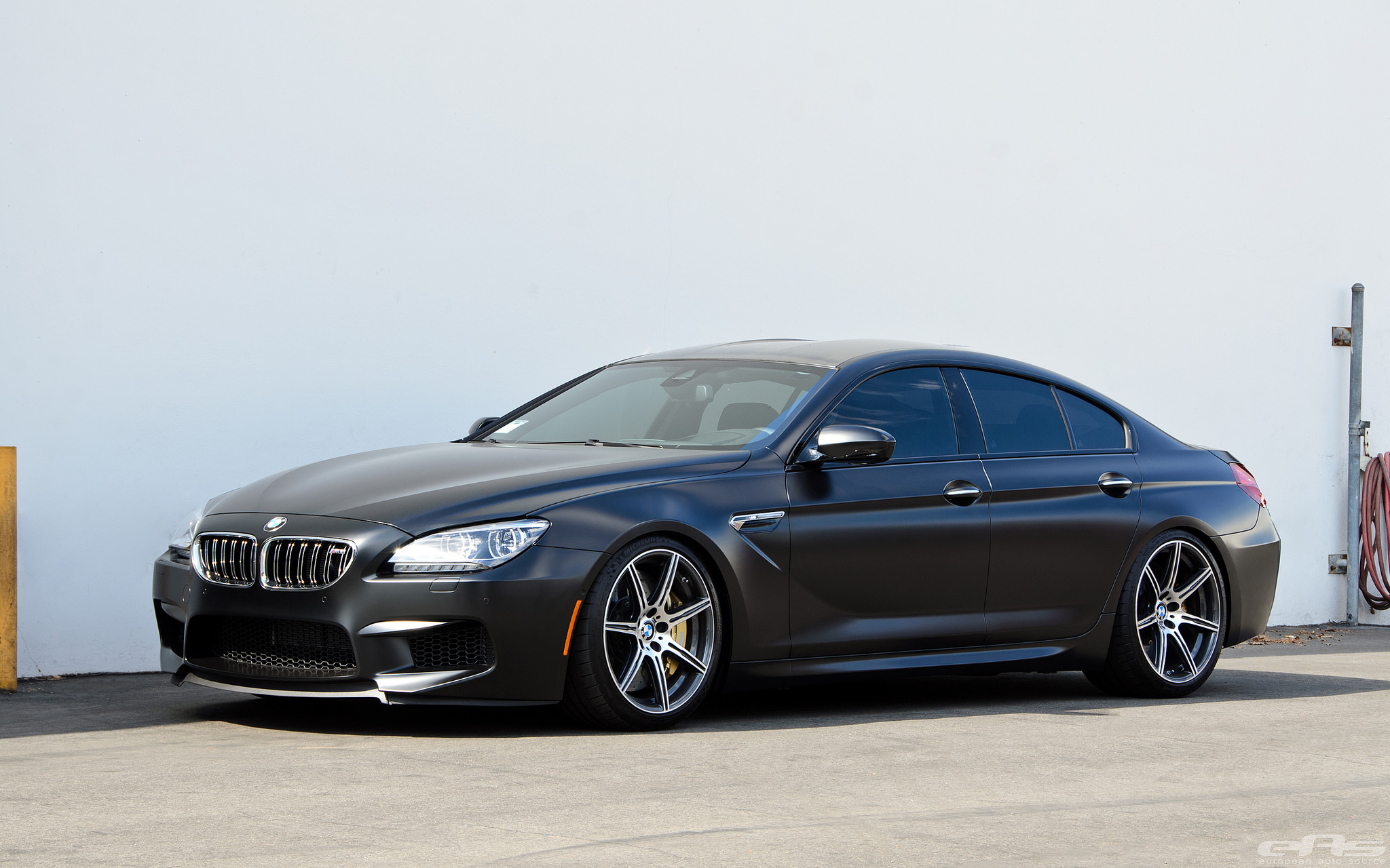 BMW M6 Gran Coupe Photo: pinterest