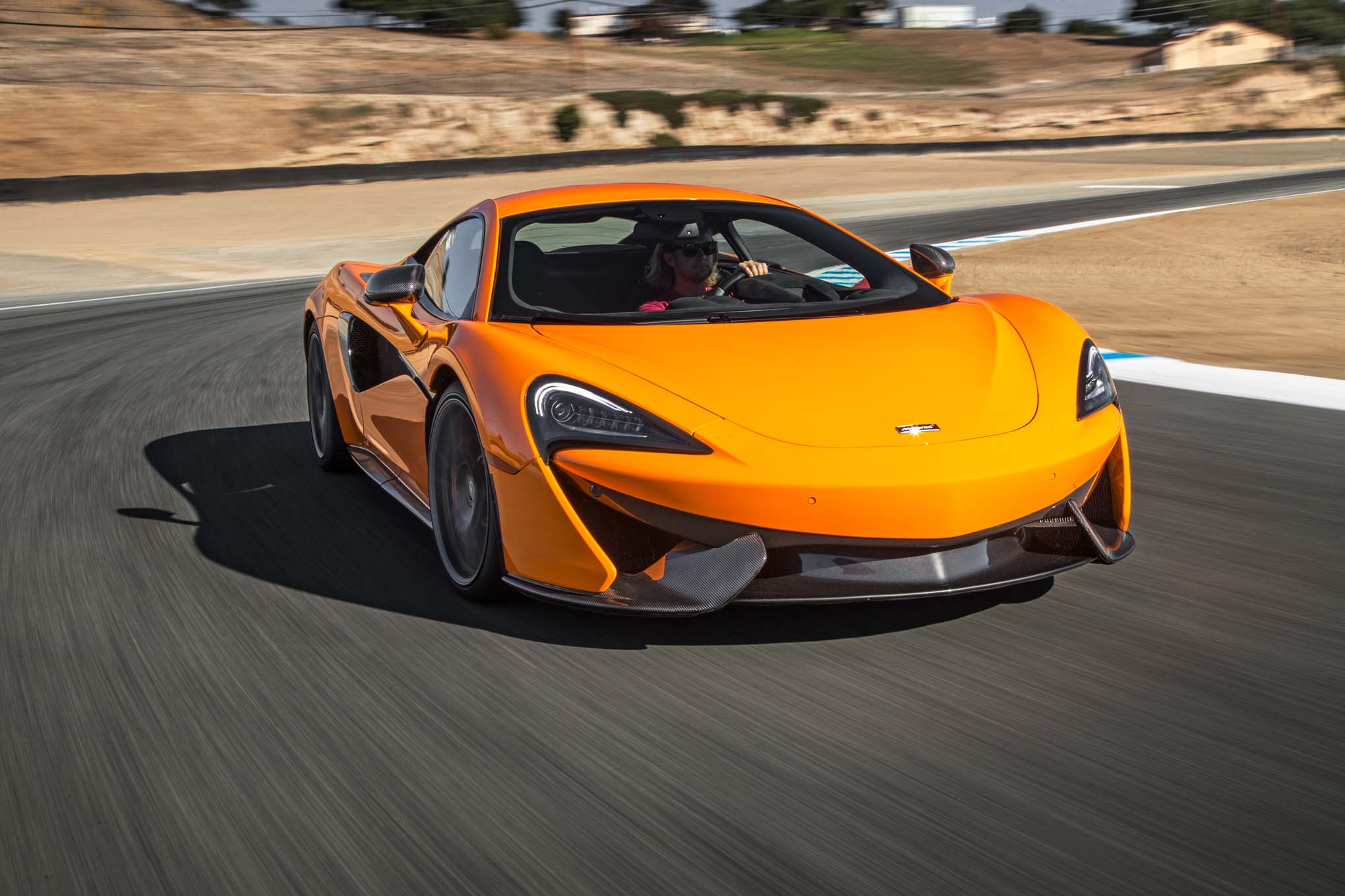 the mclaren 570s beat some serious competition to win title of best drivers car 2016 moto networks. Black Bedroom Furniture Sets. Home Design Ideas