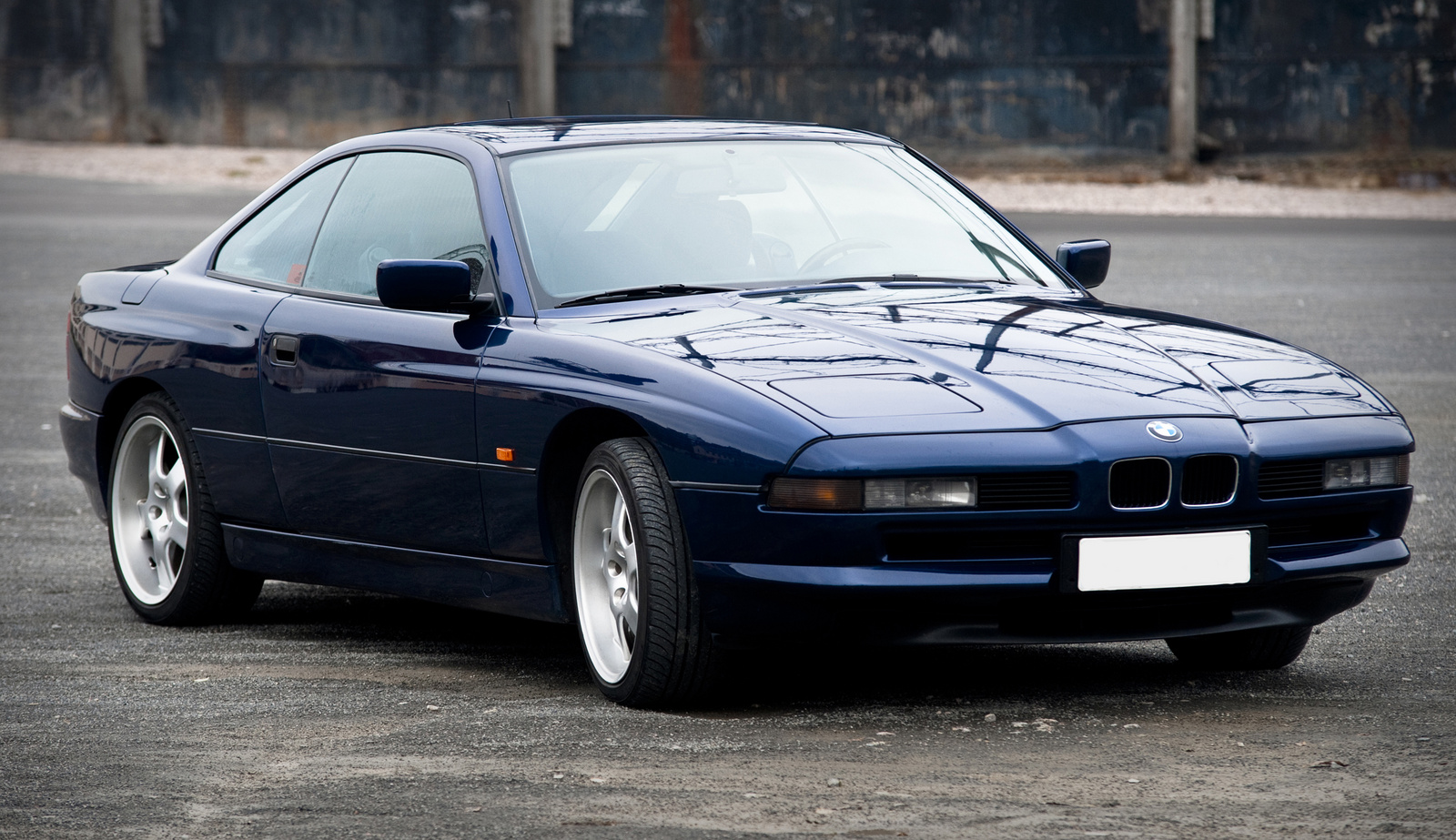 First Generation BMW 8 Series Photo: cars124