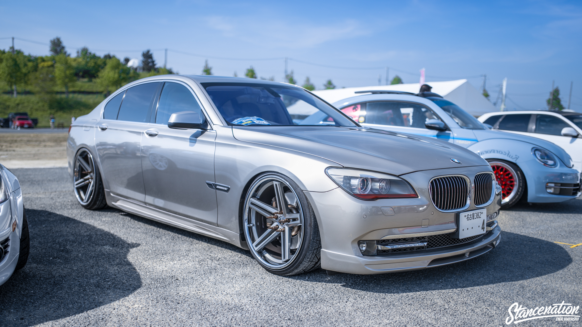 Much better don't you think? Photo: stancenation