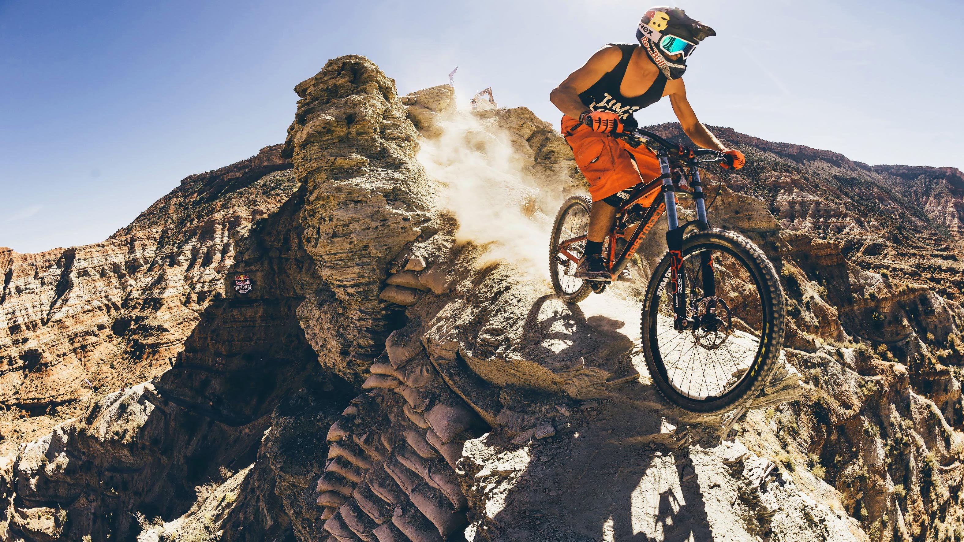 Red Bull Rampage >> Red Bull Rampage Is The Best Kind Of Madness Moto Networks