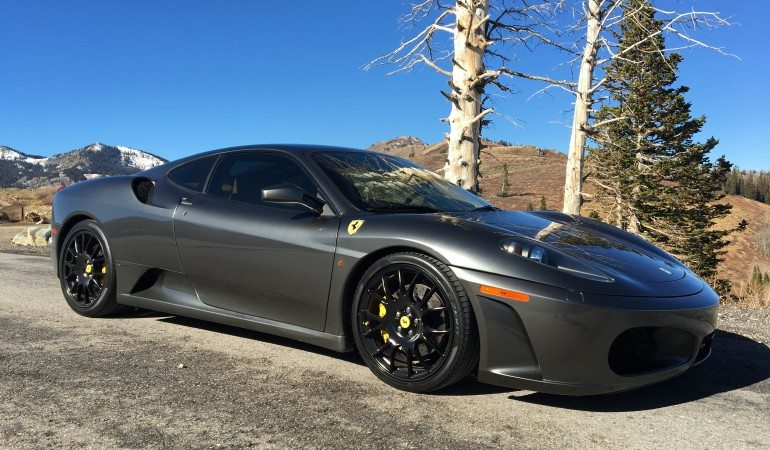 My First Supercar Expierience: The Ferrari F430