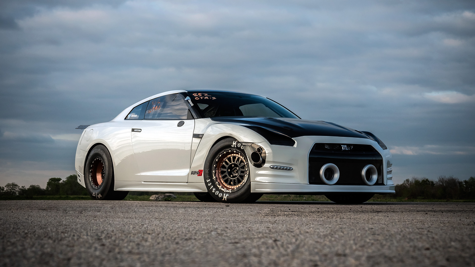 The 2000 Hp Alpha G Gtr Sets A New World Record Moto