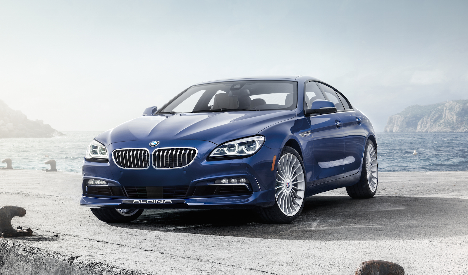 Alpina B6 Photo: motorauthority