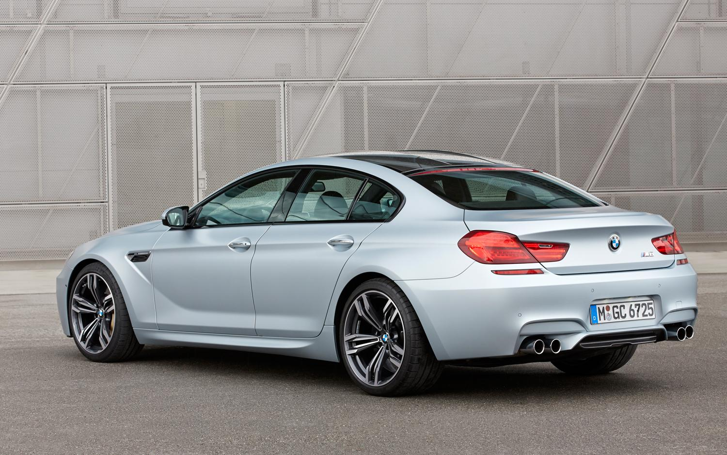 M6 Gran Coupe Photo: fastestlaps