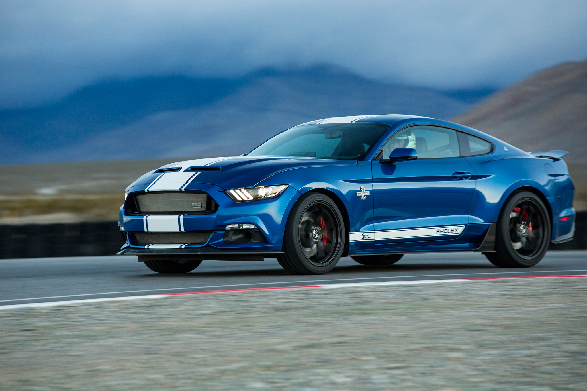 Ford And Shelby Celebrate 50th Anniversary With A 750hp 2017 Mustang Super Snake
