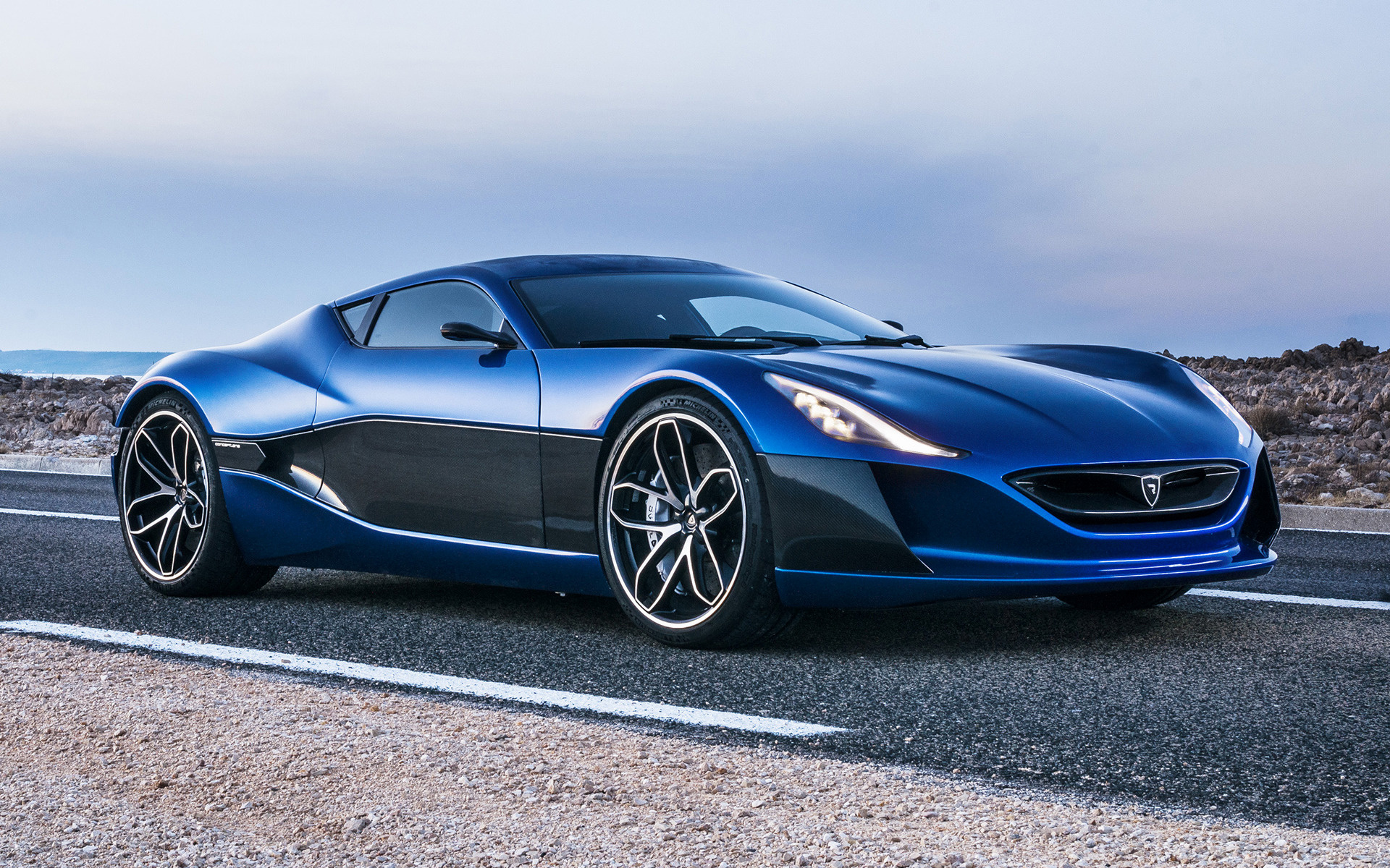 The Rimac Concept One Embarrasses Yet Another Hyper Car In
